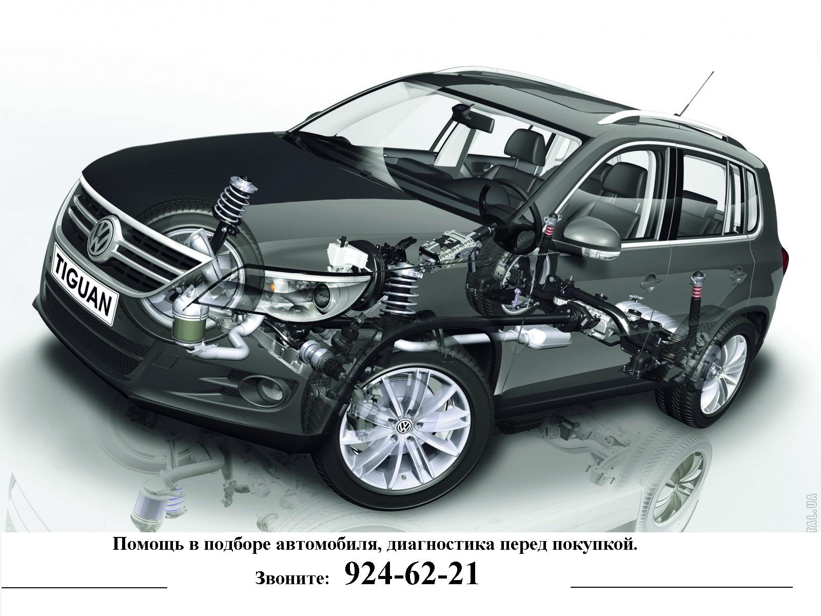 Полезная информация для автомобилиста